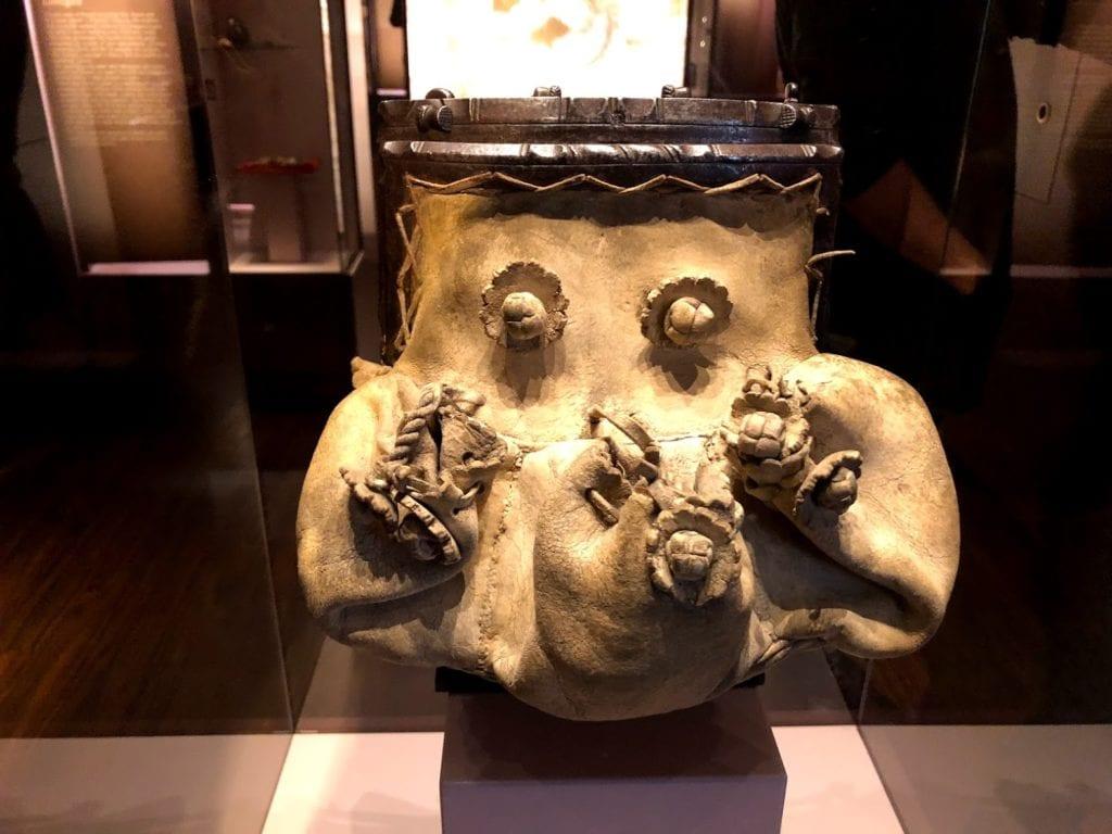 Tassen Museum - Museu das Bolsas em Amsterdam