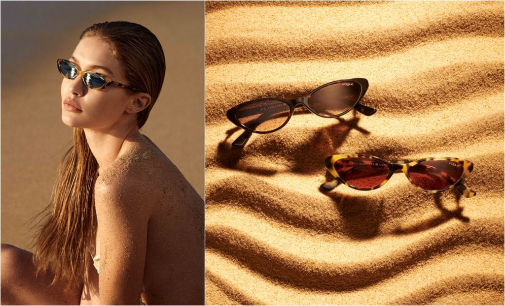 Micro Óculos Gigi Hadid