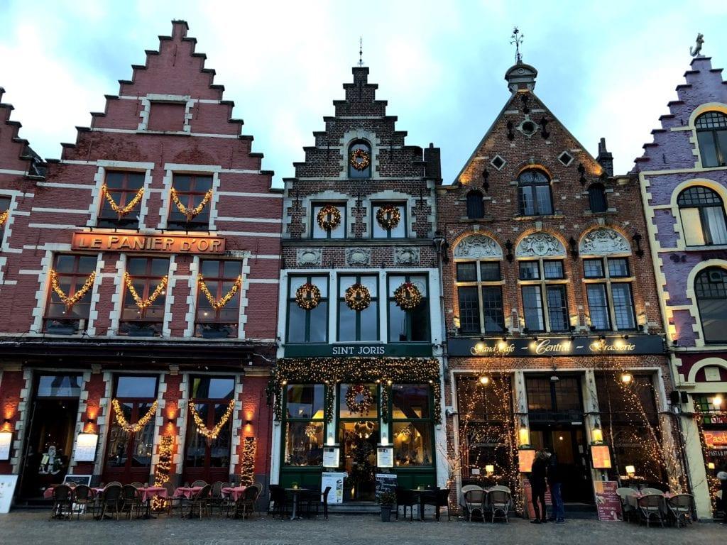 Grote Markt, Bruges, Bélgica