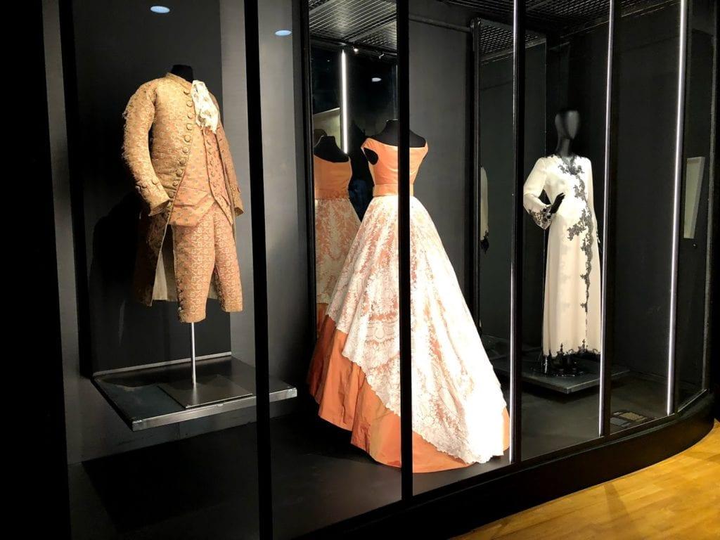 Fashion & Lace Museum - Museu da moda em Bruxelas