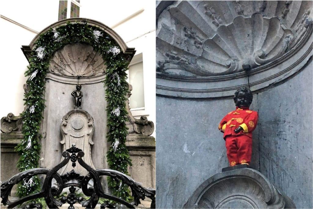 MannkenPis Bruxelas