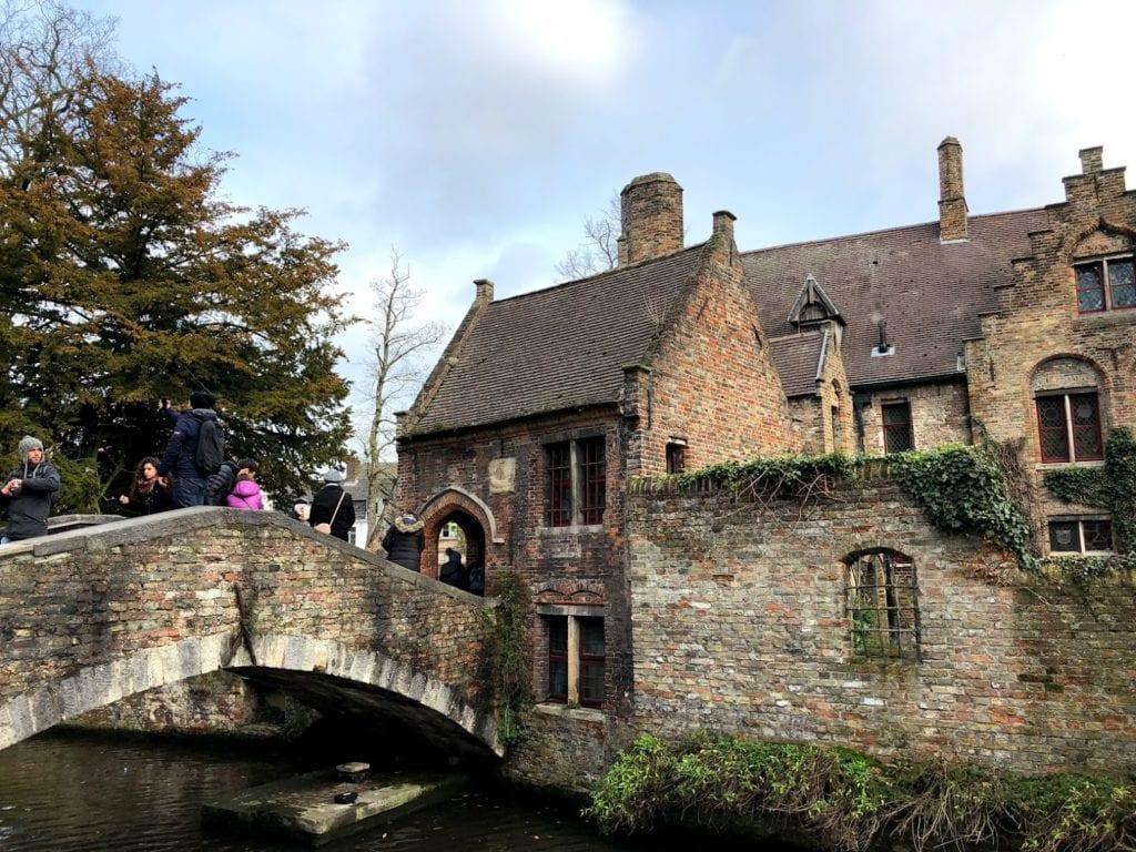 O que fazer em Bruges, Bélgica