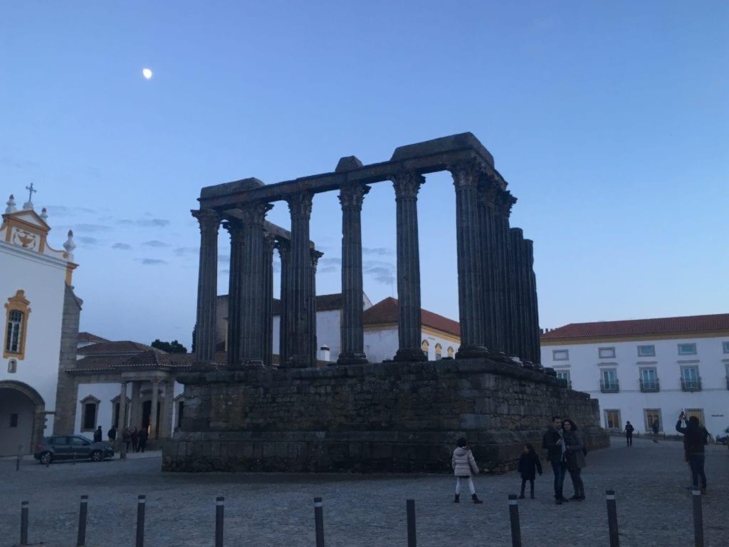 Bate volta de Lisboa: Évora, Alentejo