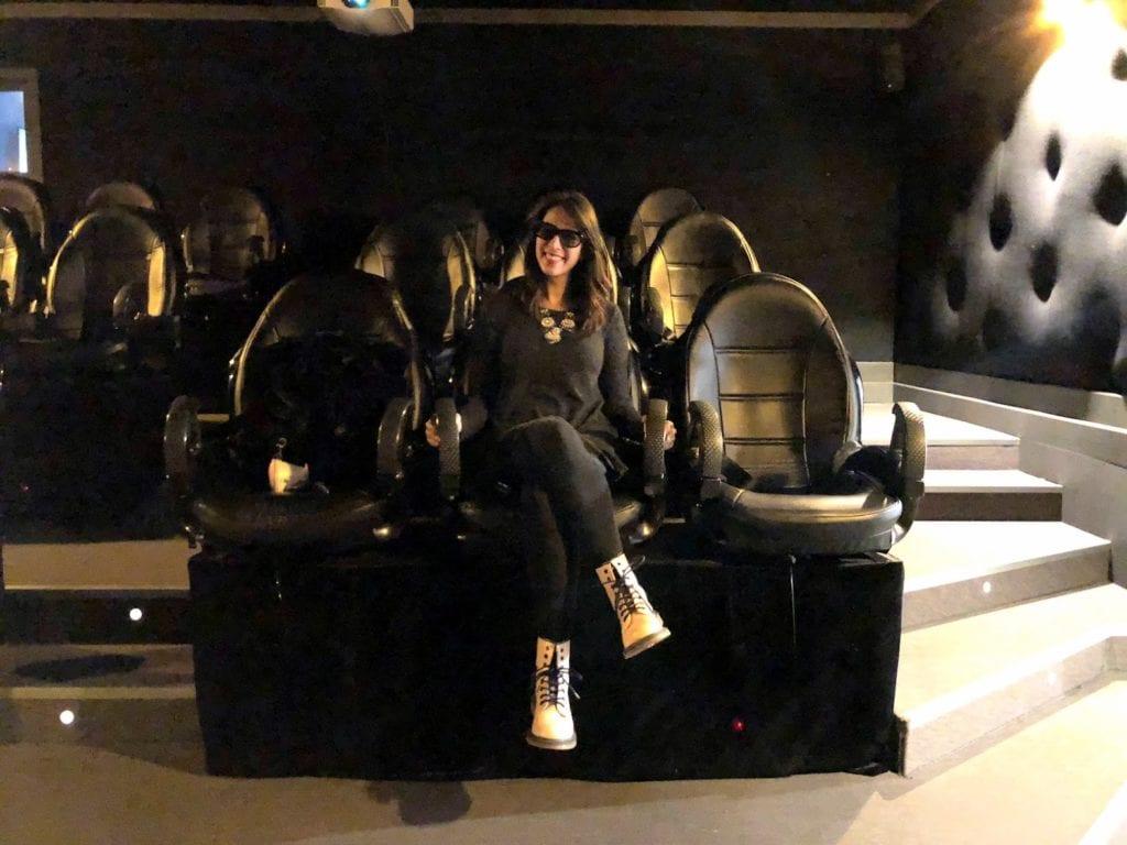 Look at Porto, cinema 5d em Portugal