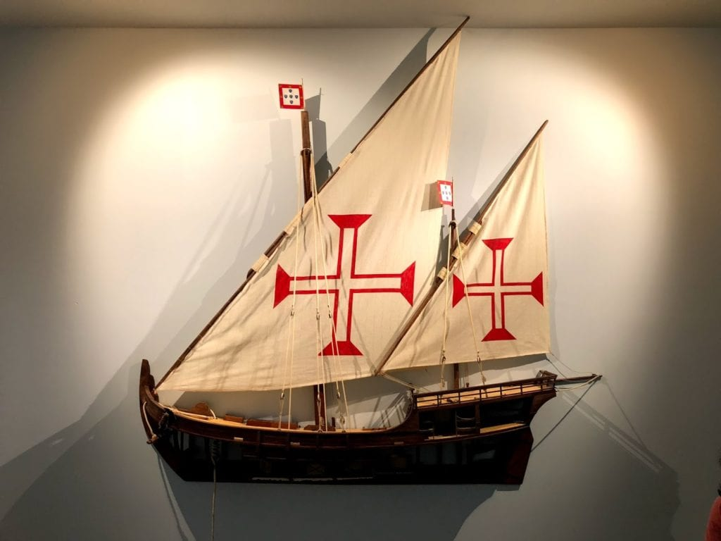 World of Discoveries, Porto, Portugal