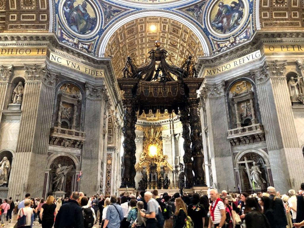 Basílica de São Pedro, Vaticano, Roma