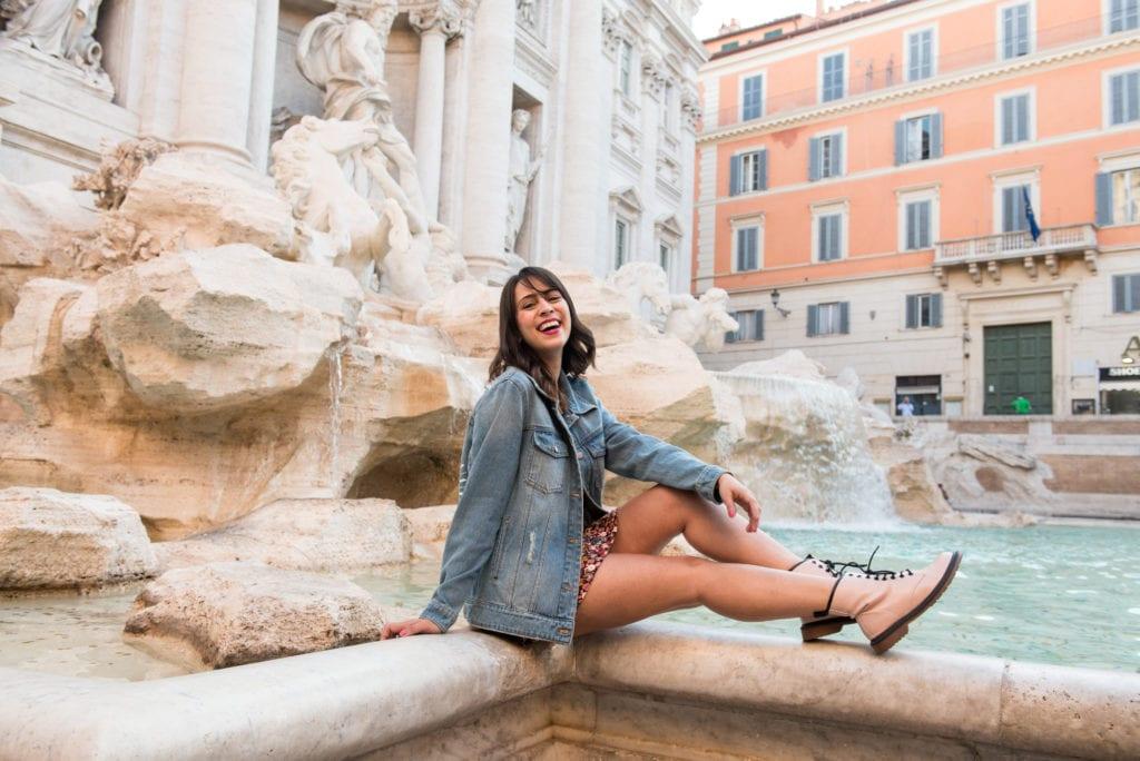 Como ver a Fontana di Trevi vazia
