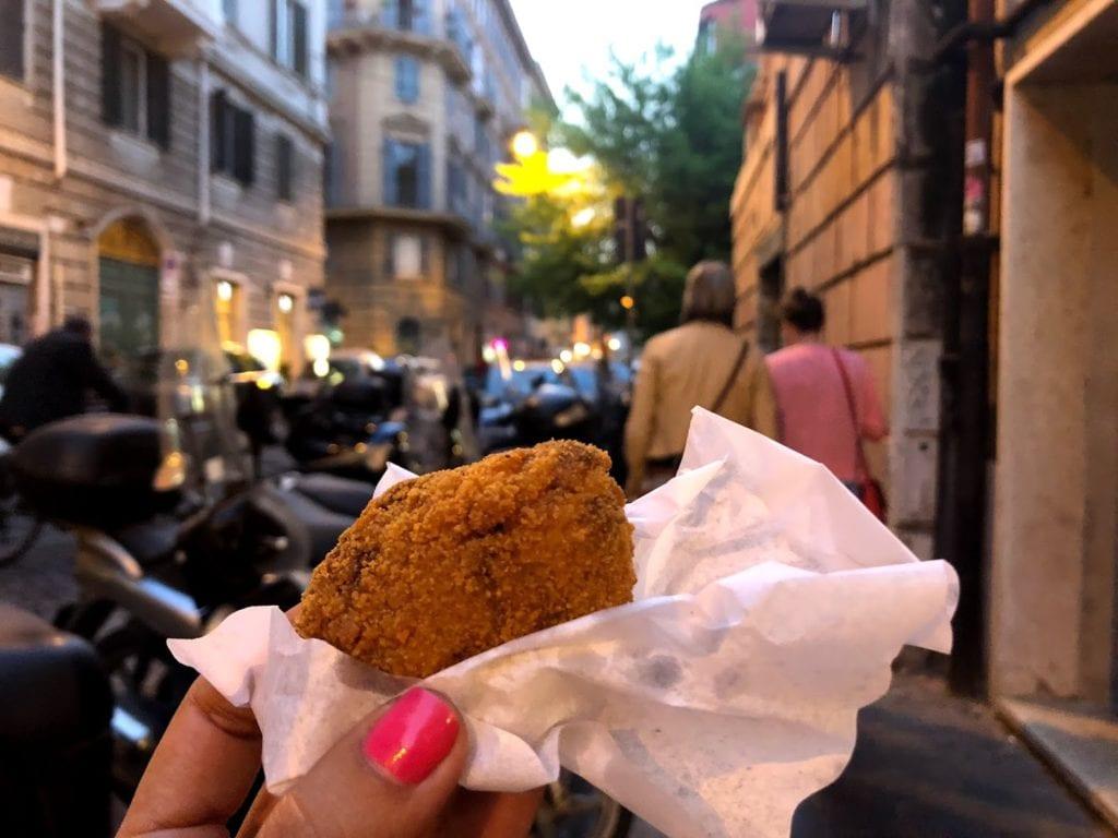 Food Tour Roma, Itália