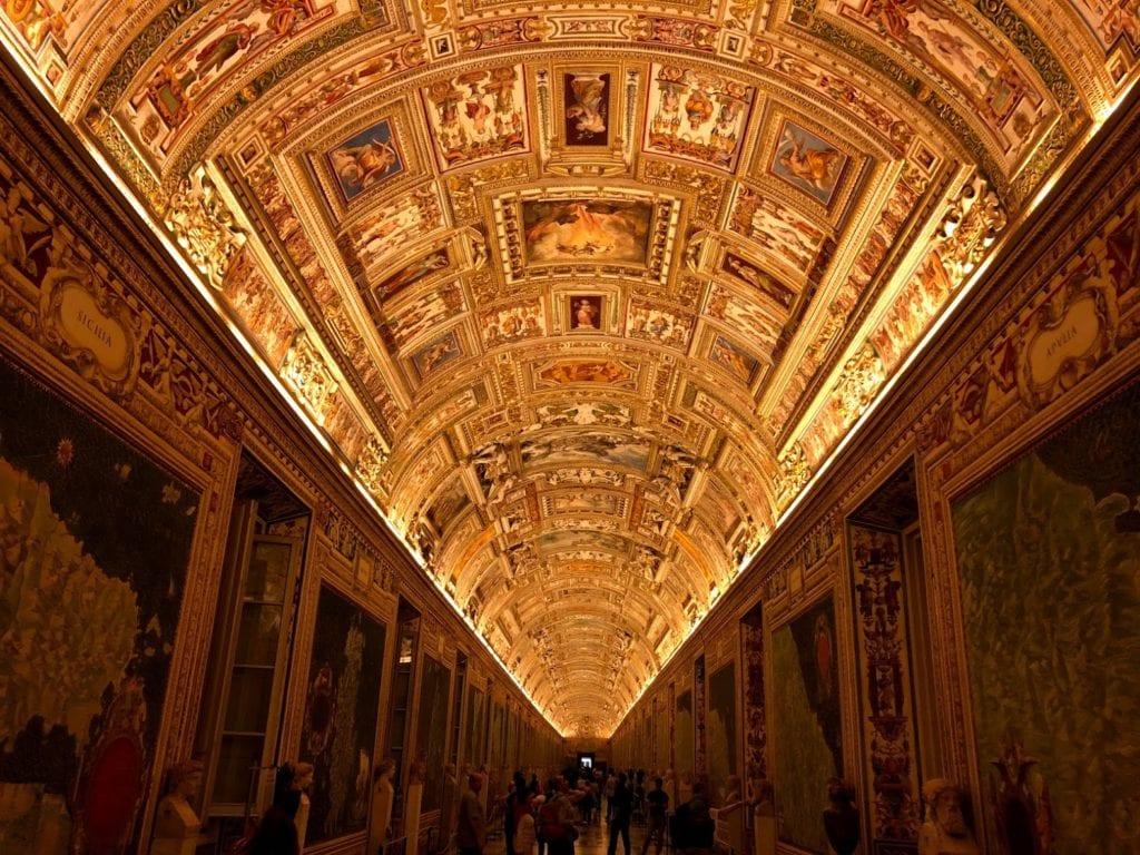 Galeria dos Mapas, Museus do Vaticano