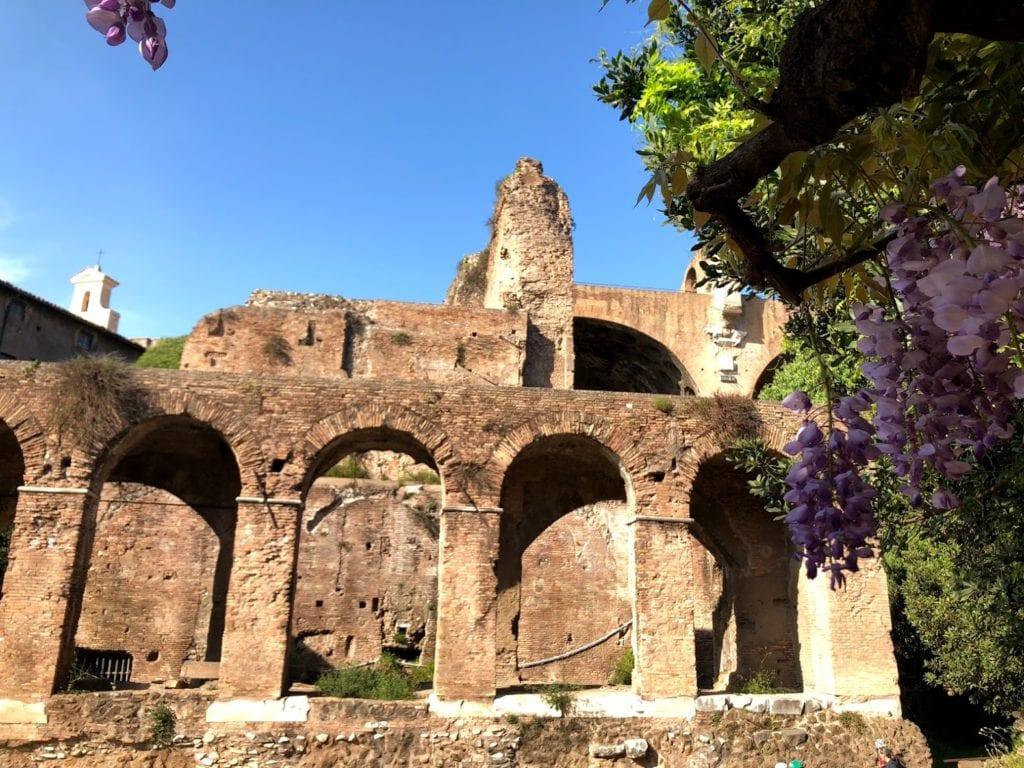 Fórum Romano e Monte Palatino, Roma, Itália