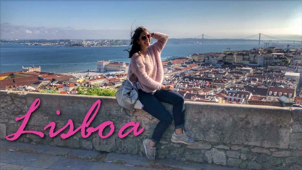 Castelo de Lisboa, Portugal