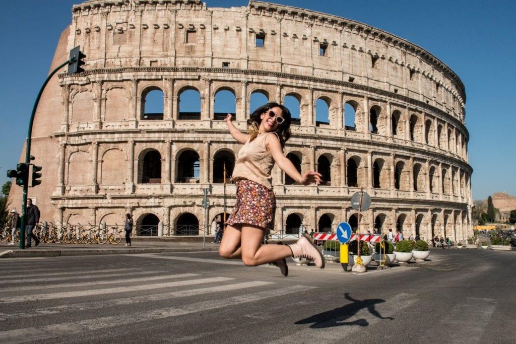 Como visitar o Coliseu de Roma