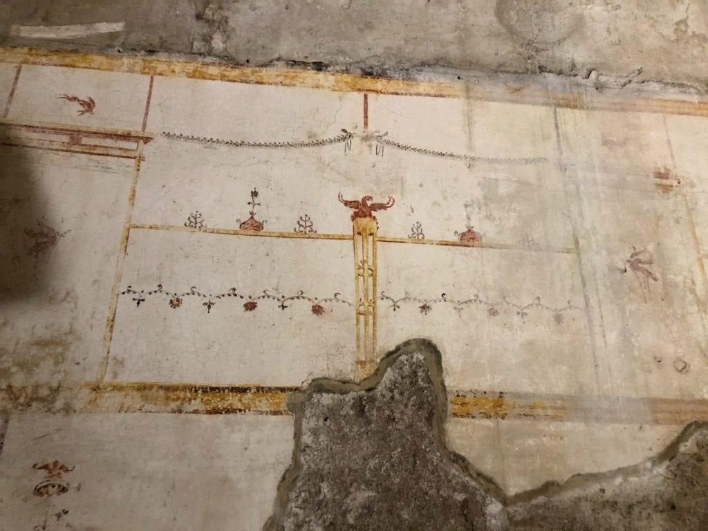 Domus Aurea em Roma