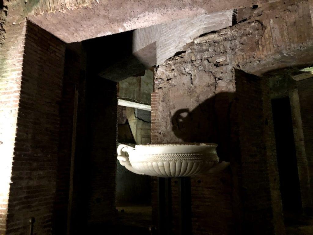 Como visitar a Domus Aurea em Roma
