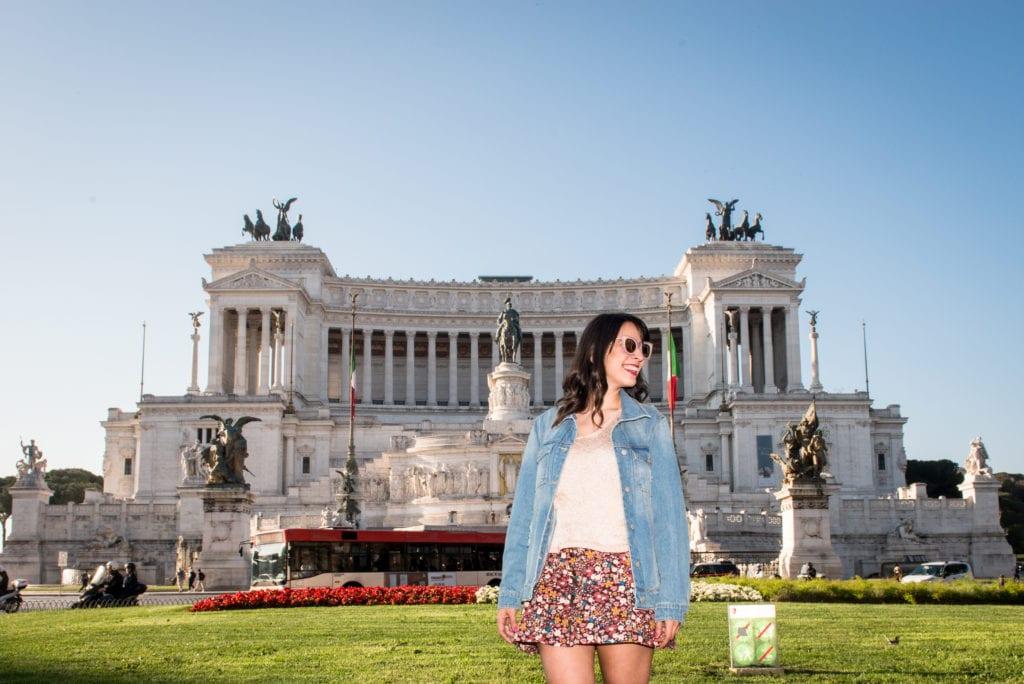 Ensaio Fotográfico em Roma, Itália