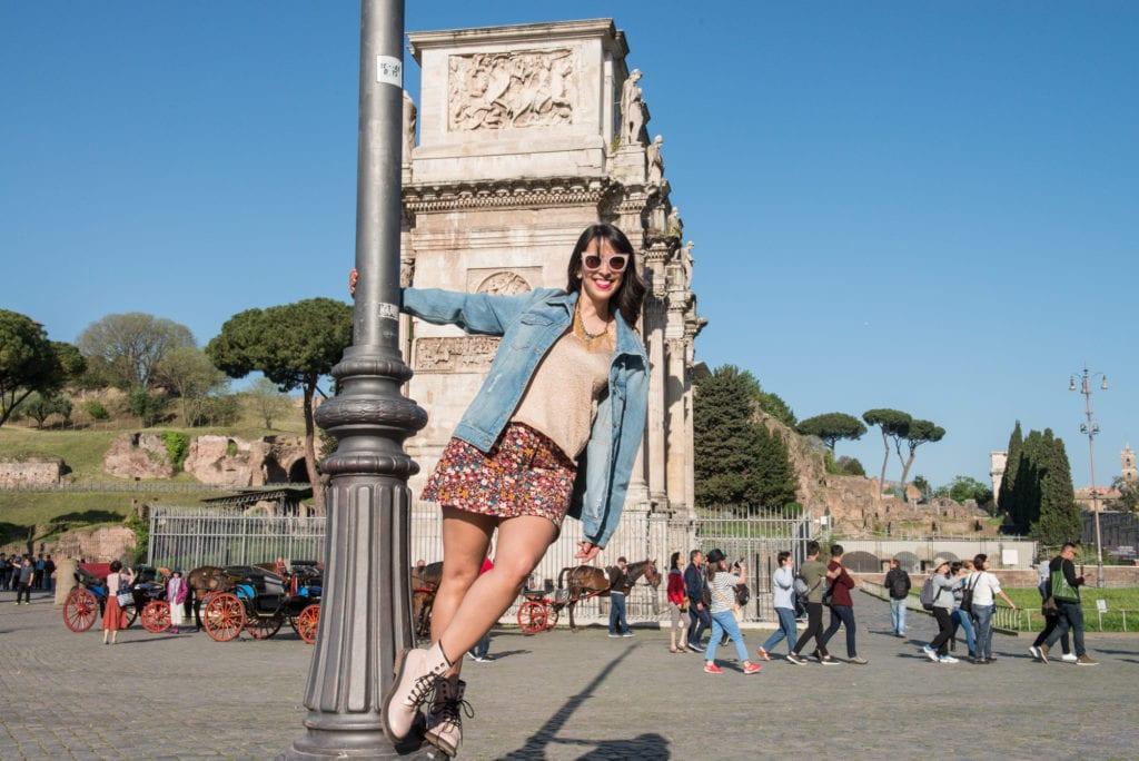 Foto Profissional em Roma