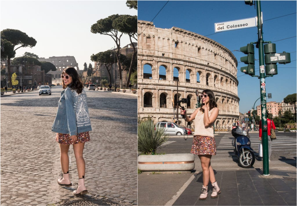 Looks para viajar na primavera na Europa