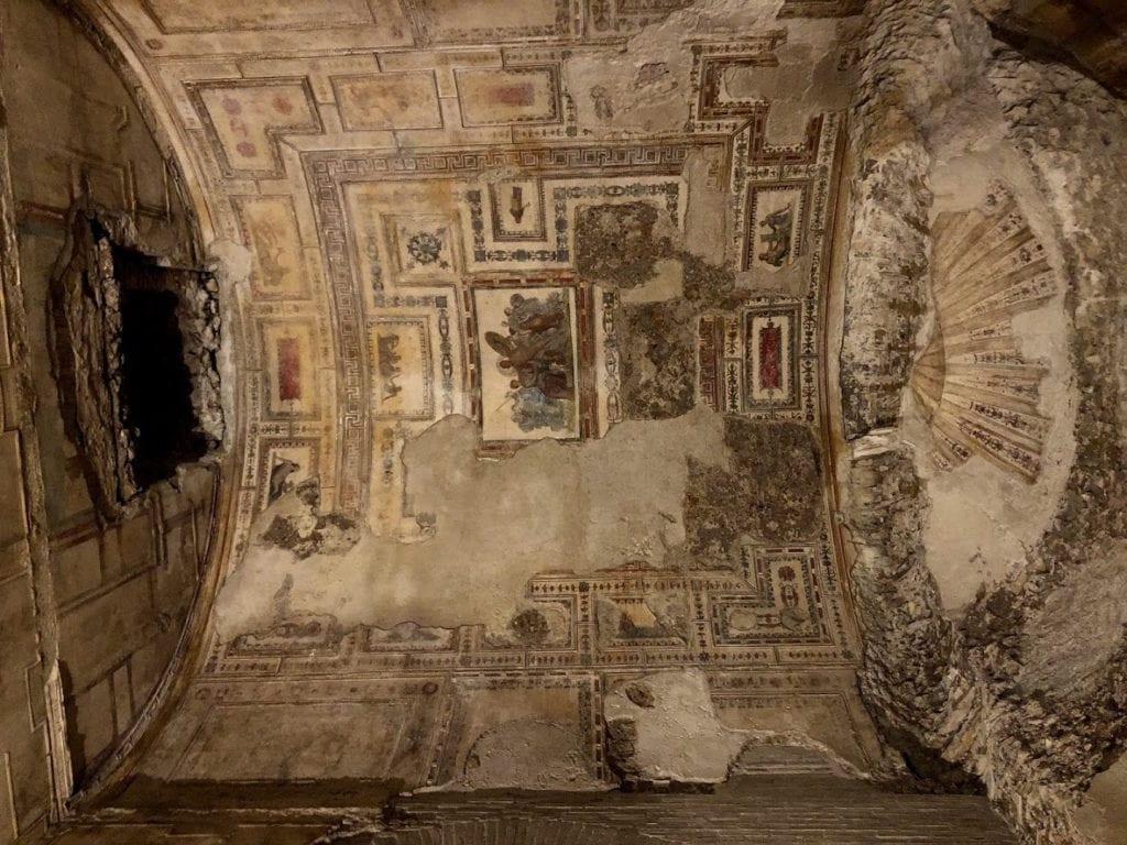 Como visitar a Domus Aurea, Casa Dourada de Nero, em Roma
