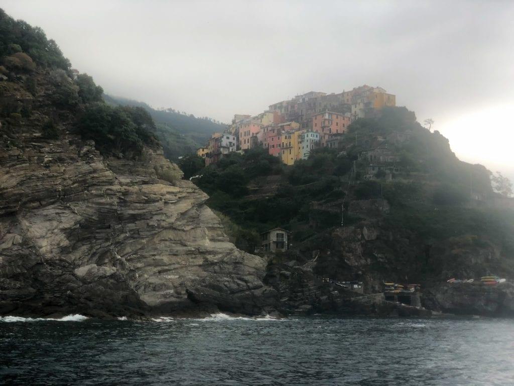 Cinque Terre de Barco: Corniglia