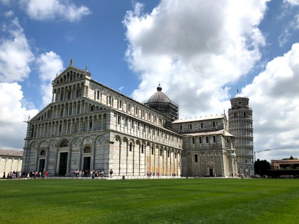 Piazza dei Miracoli, Pisa, Itália