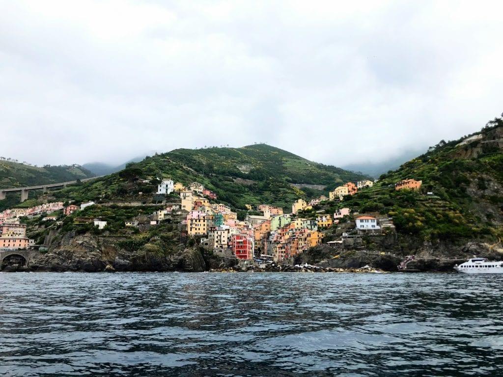 Cinque Terre de Barco: Riomaggiore