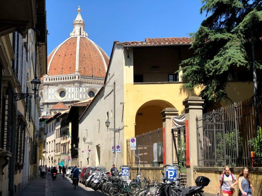 Cúpula do Duomo de Firenze, Itália
