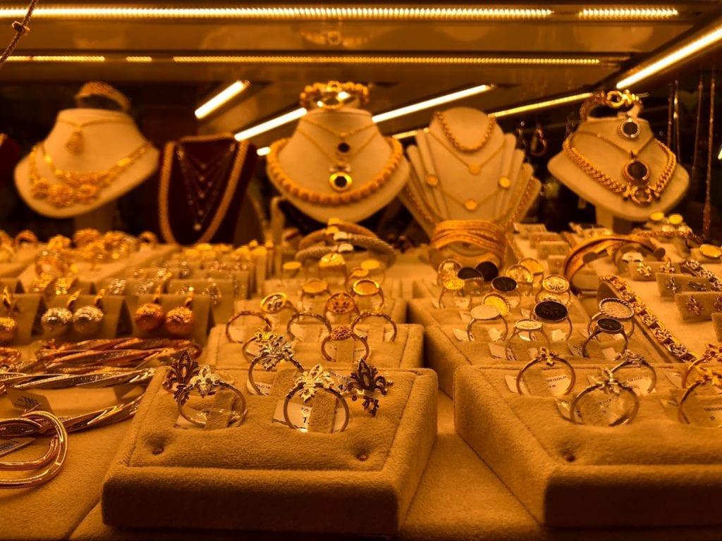 Compras em Florença: Jóias na Ponte Vecchio