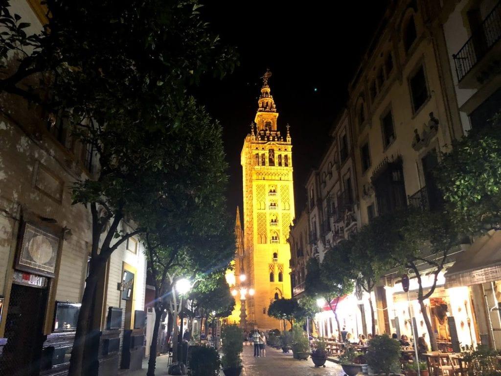 Roteiro de Sevilha em 1 dia: La Giralda