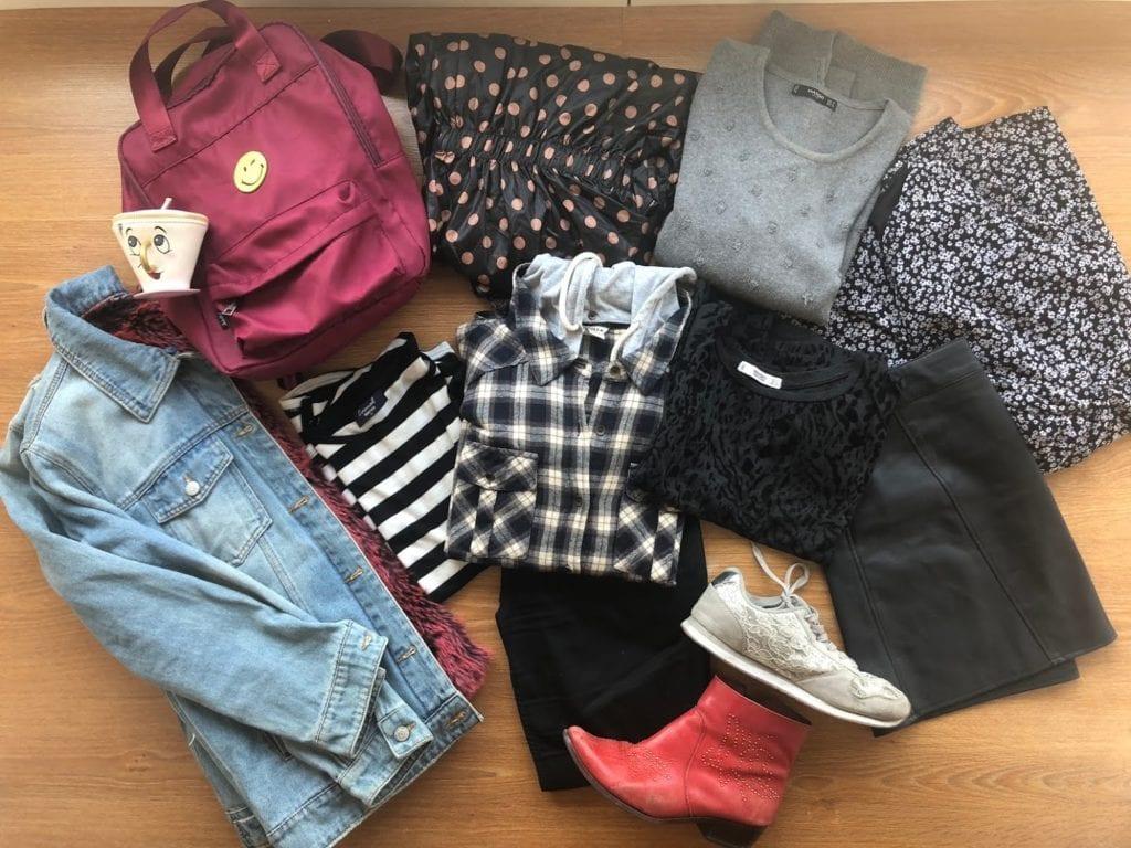 Como fazer mala para fim de semana de outono na Europa!