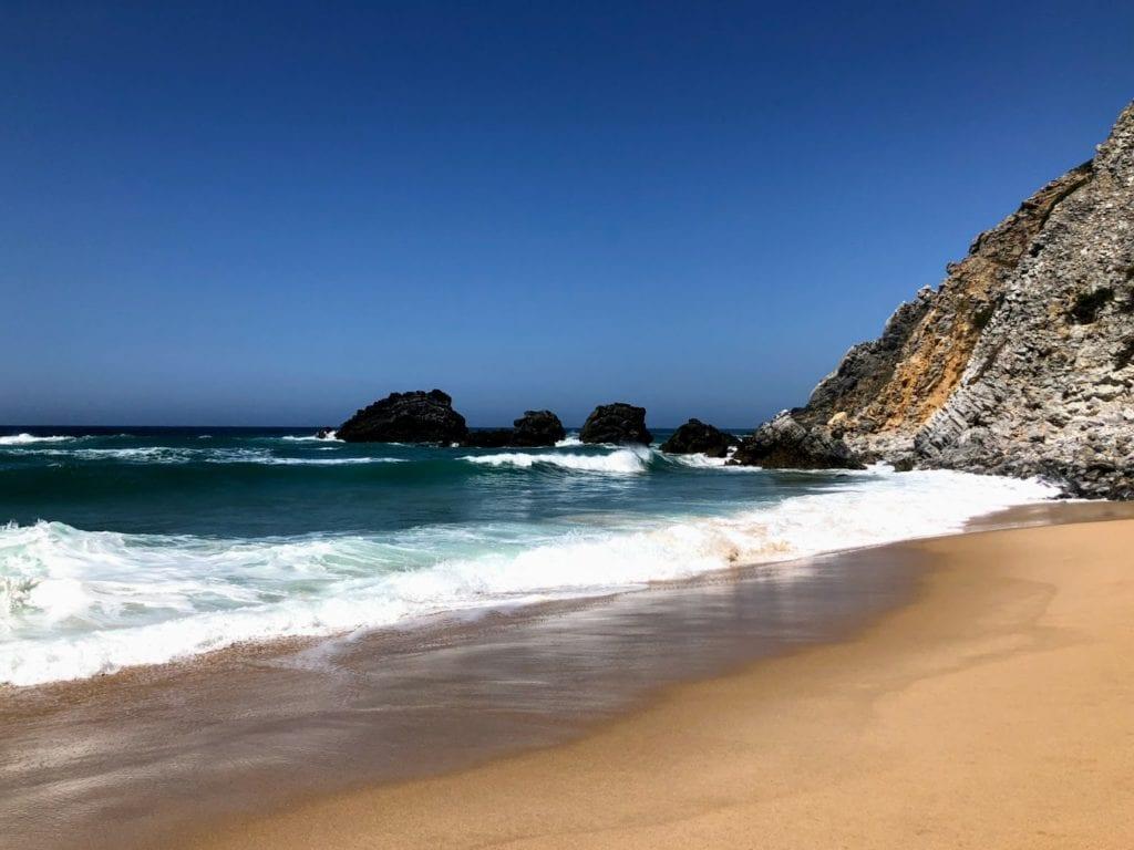 Praia da Adraga, Sintra, Portugal