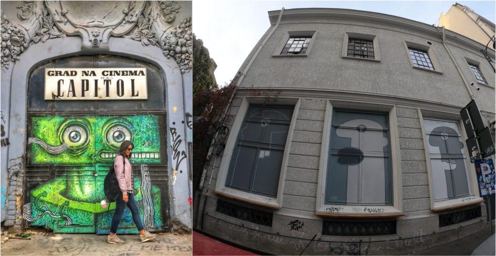Street Art em Bucareste, Romênia