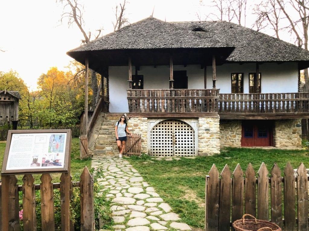 Village Museum Bucareste, Romênia