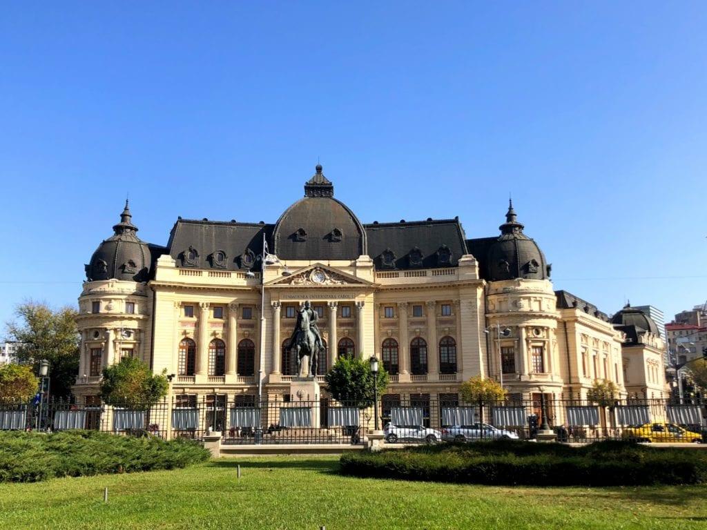 Viajar para Romênia
