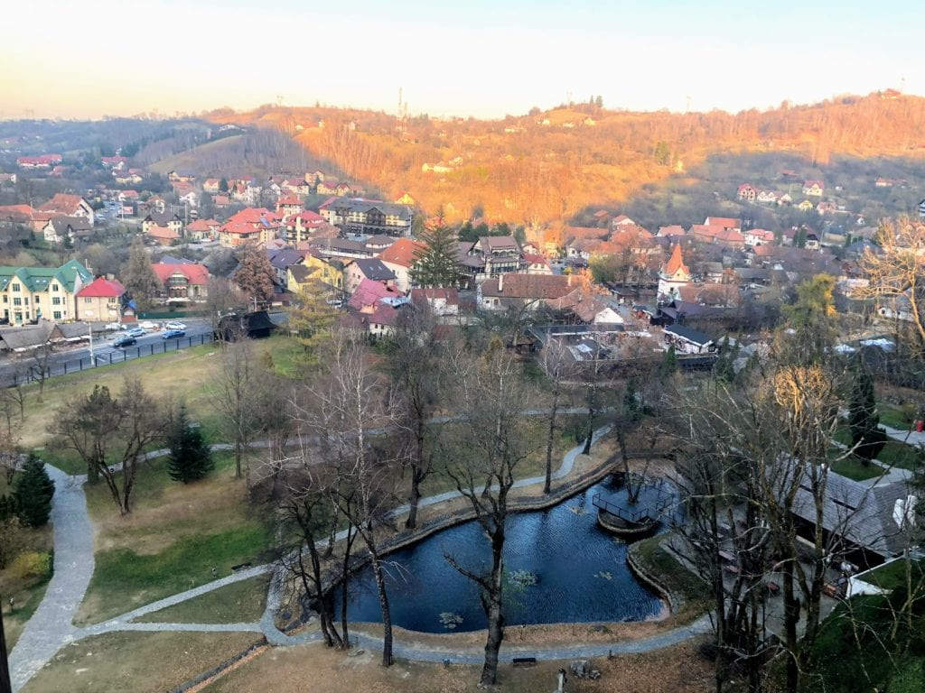 Castelo de Bran, Castelo do Drácula, Transilvânia, Romênia
