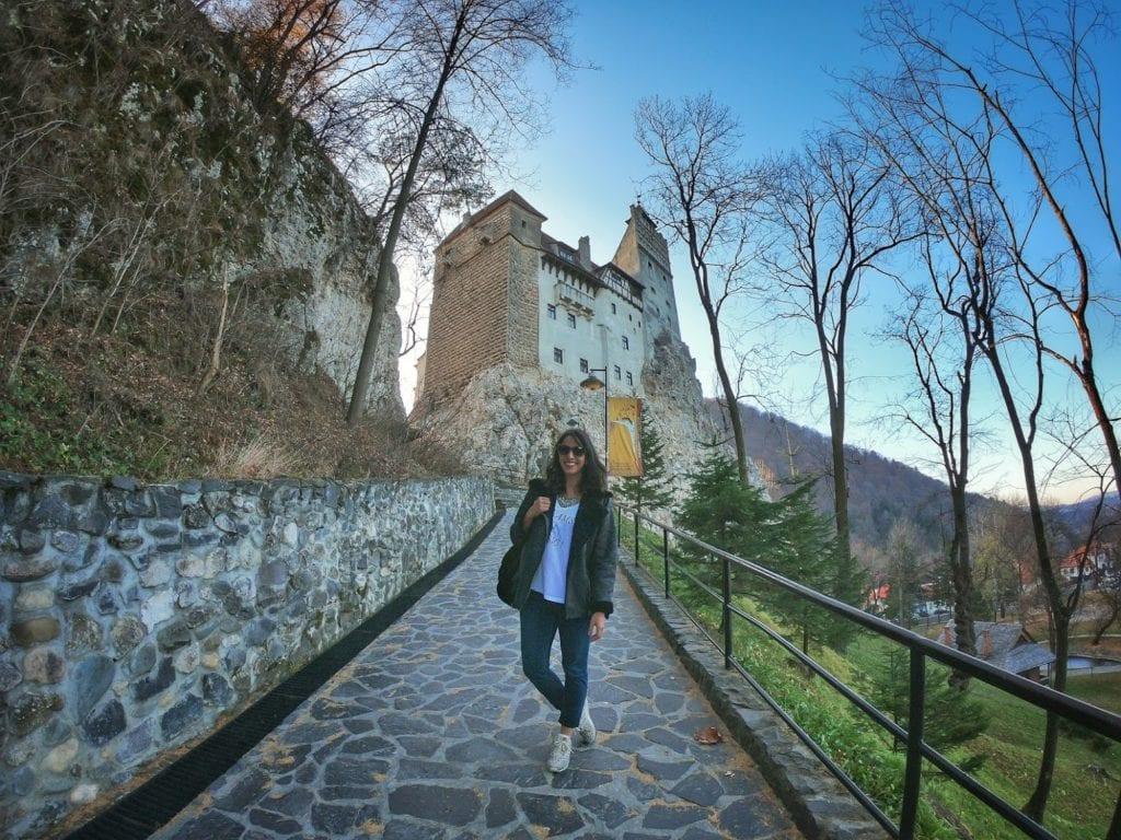 Castelo de Bran Transilvânia, Romênia