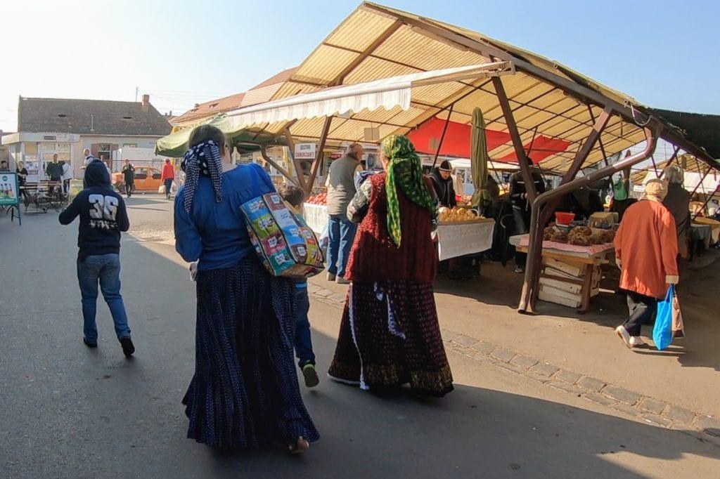 Ciganos na Romênia