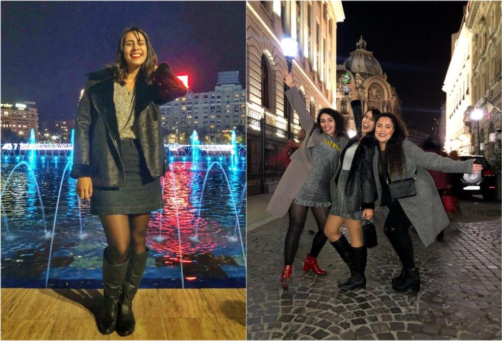 Looks de Viagem Romênia no Outono