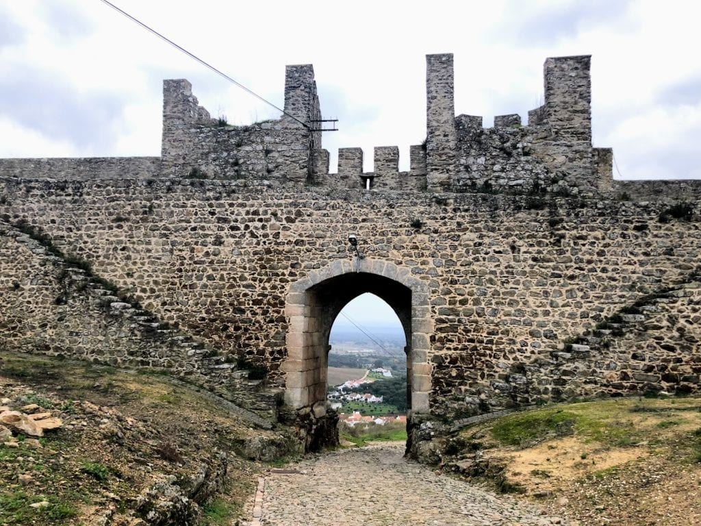 Evoramonte, Alentejo, Portugal