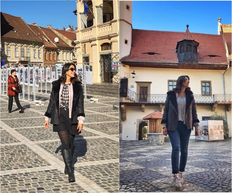 que roupa usar no outono na europa