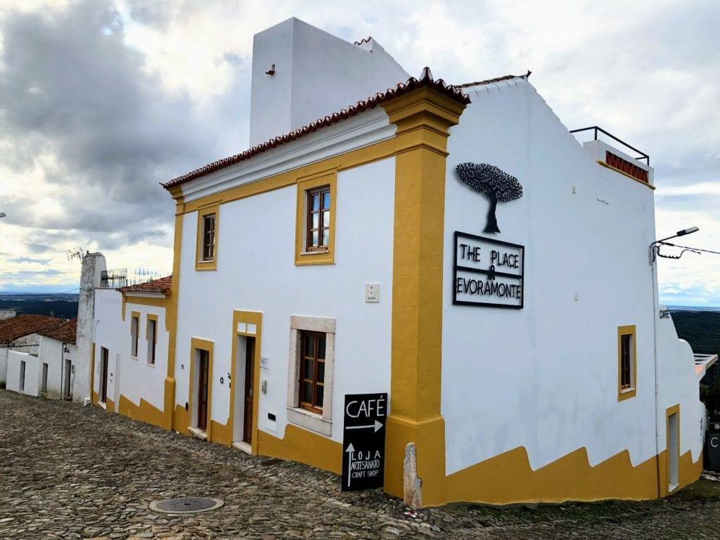 The Place at Evoramonte, Alentejo, Portugal