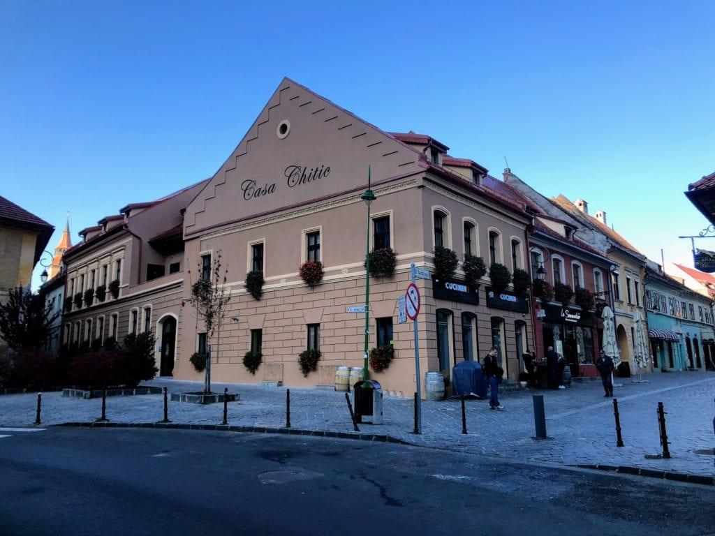 onde ficar em Brasov, Romênia