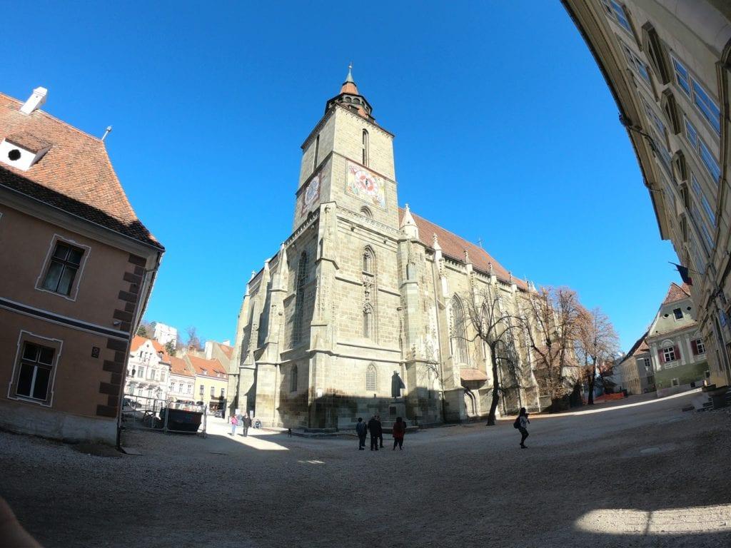 Turismo na Romênia: Brasov, Transilvânia