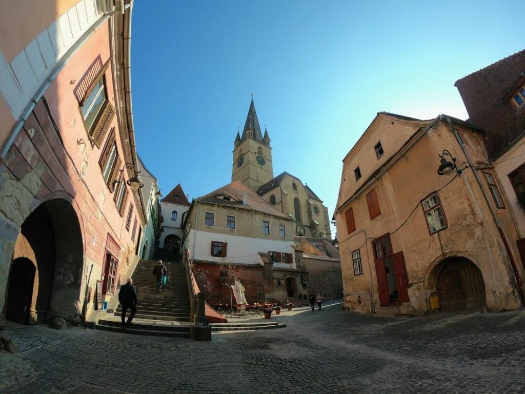 Roteiro de um dia em Sibiu, Transilvânia, Romênia