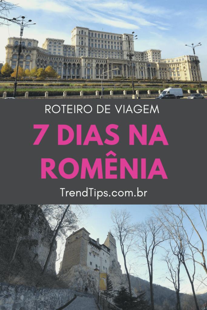 Roteiro 7 dias na Romênia
