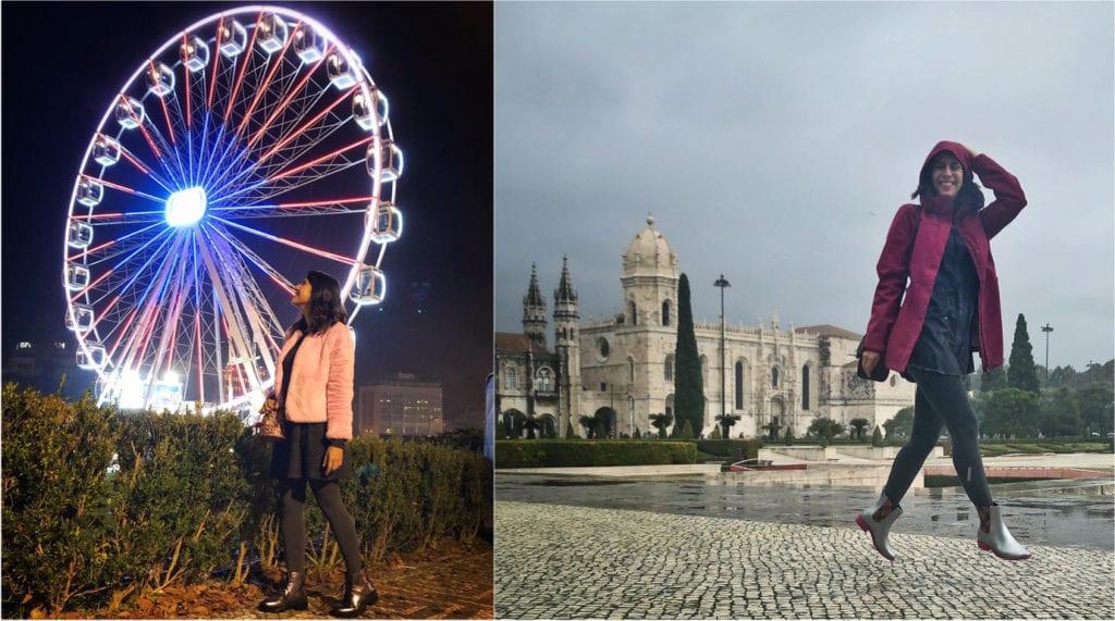 Roupa para Inverno em Lisboa