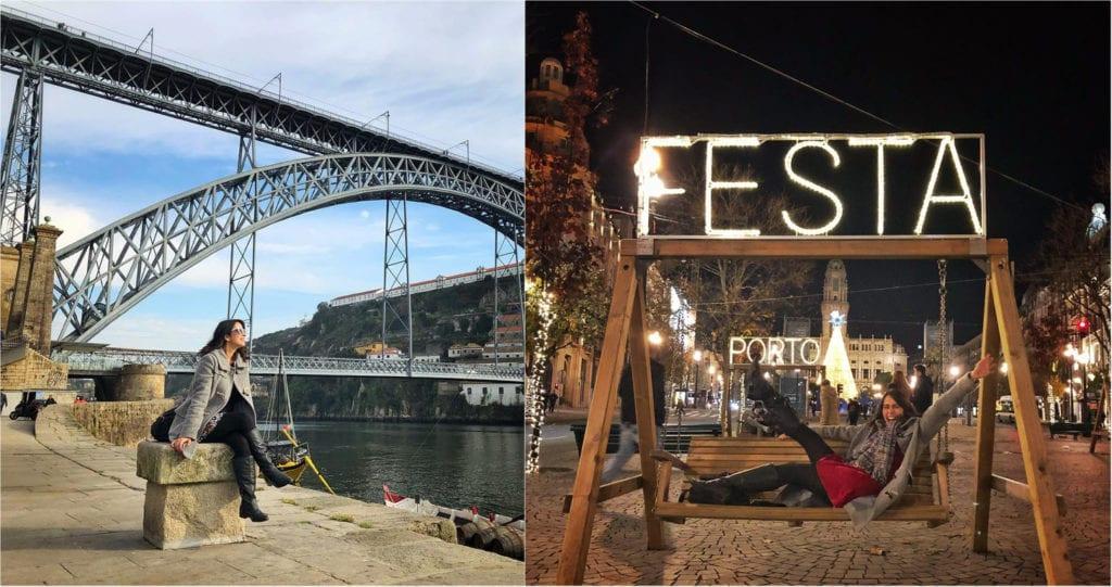 Roupa para Inverno no Porto