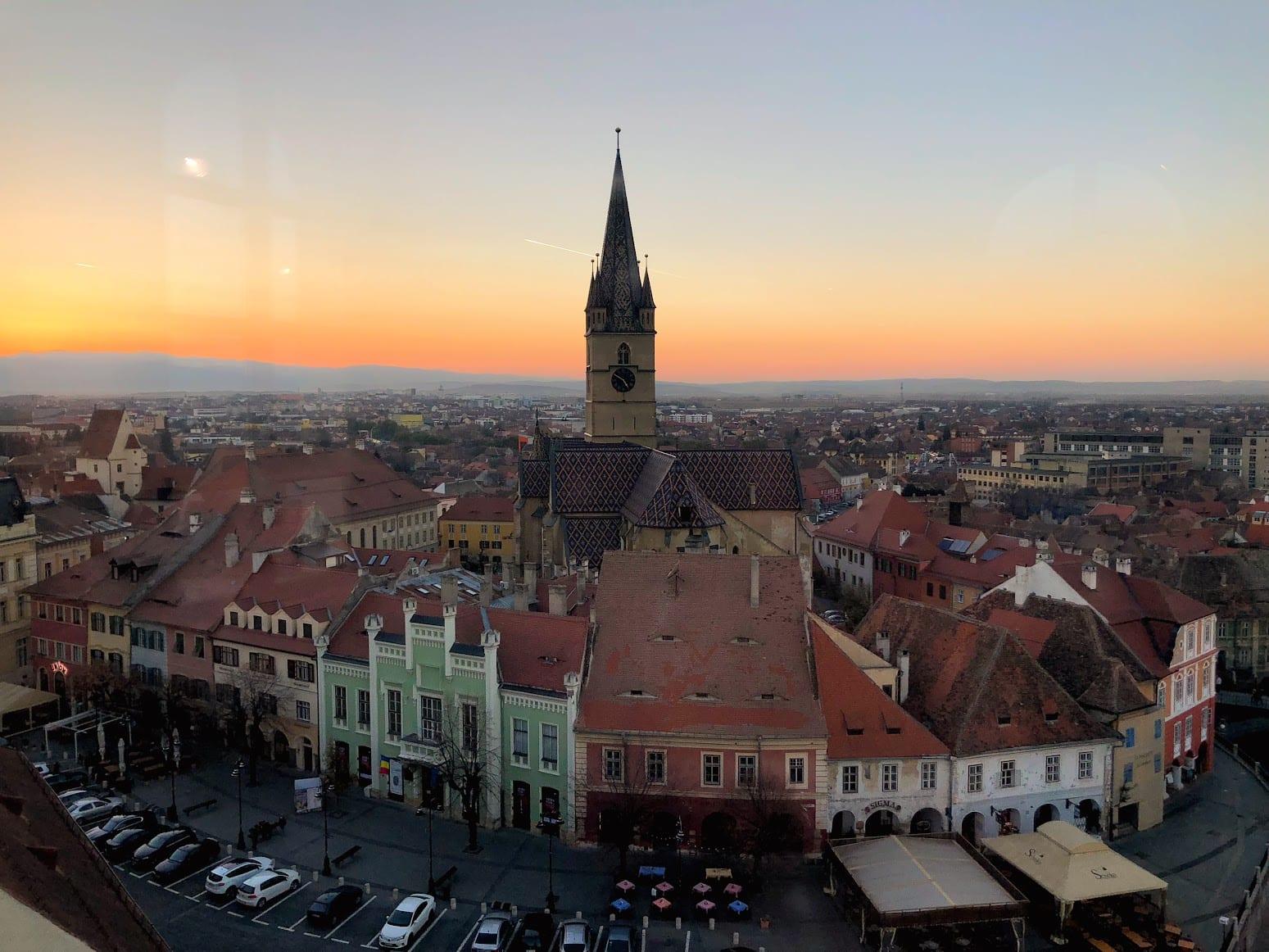 Turismo em Sibiu, Transilvânia, Romênia