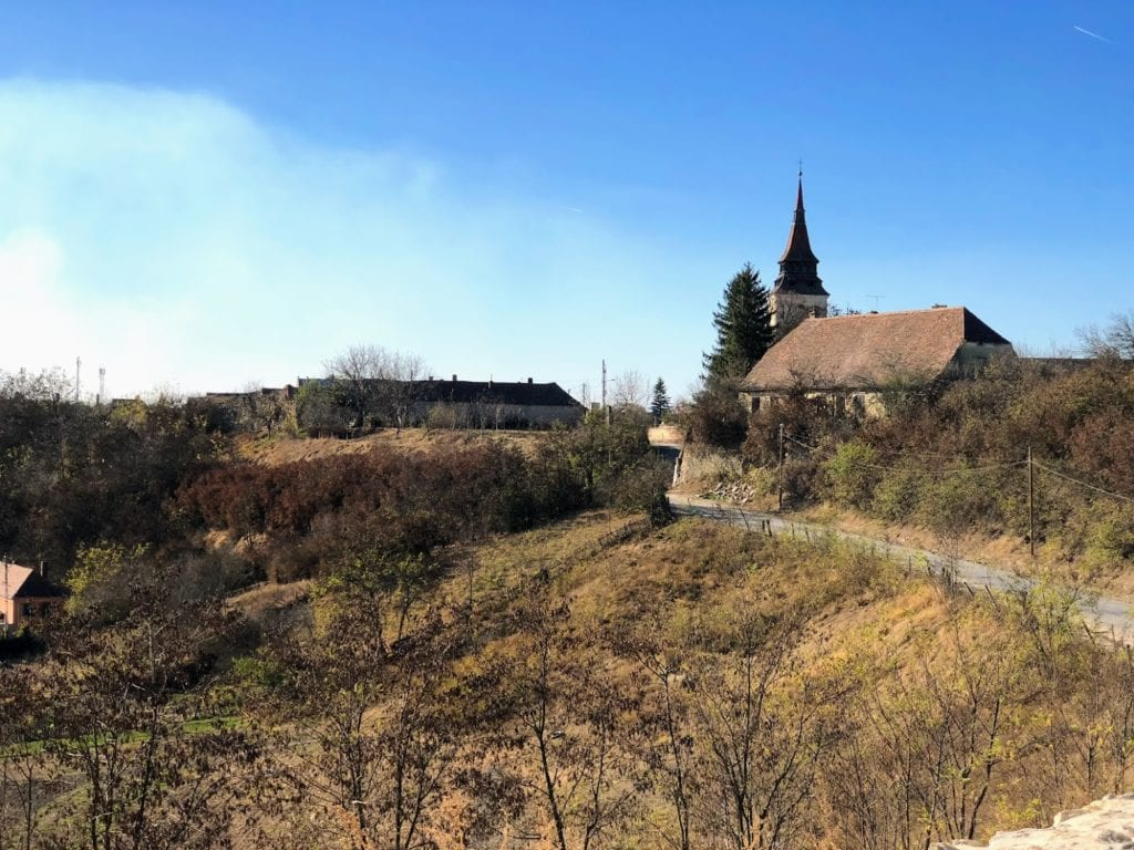 Feldioara, Transilvânia, Romênia