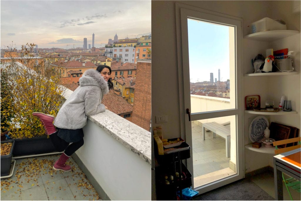 Apartamento de férias em Bolonha, Itália