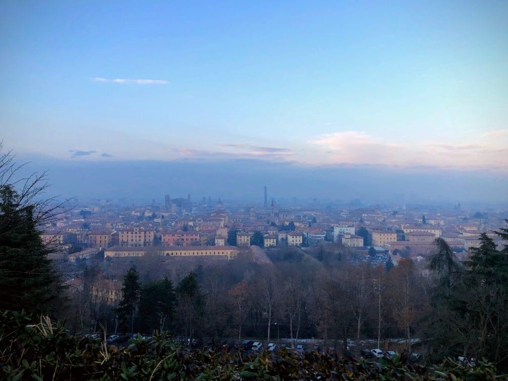 Igrejas de Bolonha: San Michele in Bosco
